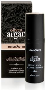 Arganolie liftend serum