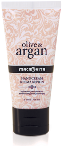 Macrovita Olive & Argan Hand Cream