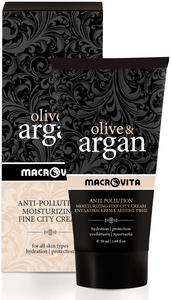 Macrovita Olive & Argan gezichtscreme