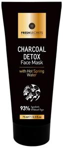 detox houtskool gezichtsmasker