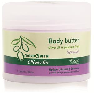 macrovita olive-elia Body butter sensual