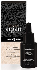 Macrovita olive & argan hyaluronzuur elixir