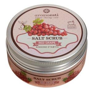 aromaesti zoutscrub rode druif