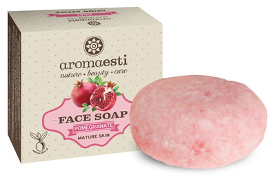 aromaesti face bar granaatappel rijpere huid