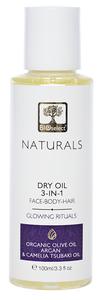 dry oil gezicht lichaam haar bioselect