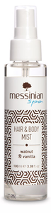 Messinian Spa Body Mist Walnoot en Vanille