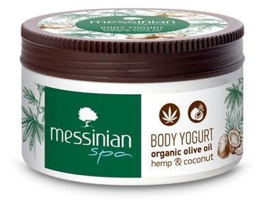 body yoghurt hennepolie