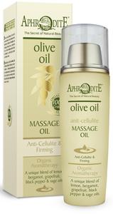 aphrodite anti-cellulite massage-olie