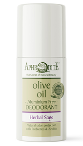 natuurlijke deodorant roller salie aphrodite