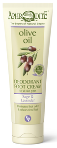 deodorant voetcreme aphrodite