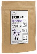 natuurlijk badzout lavendel