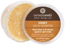 solid shampoo honing