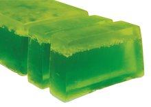 handgemaakte natuurlijke zeep citroengras