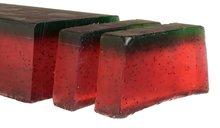 handgemaakte zeep watermeloen