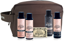 Arganolie huidverzorging