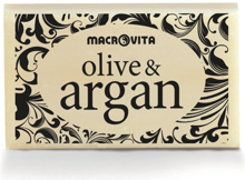 Macrovita Olive & Argan zeep