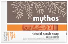 Mythos scrub soap apricot kernel