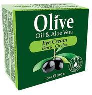 Herbolive oogcrème tegen donkere kringen