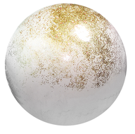 Aromaesti Bath Bomb Glitter Snow Angel