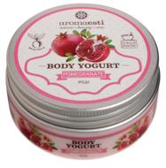 natuurlijke body yoghurt granaatappel