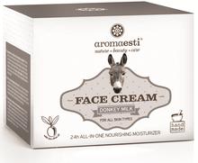 aromaesti gezichtscreme ezelinnenmelk