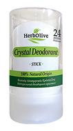 herbolive crystal deodorant stick