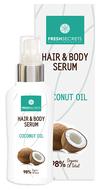 kokos haar en body serum fresh secrets