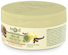 aphrodite body butter cacaoboter vanille