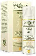aphrodite sunblock face cream